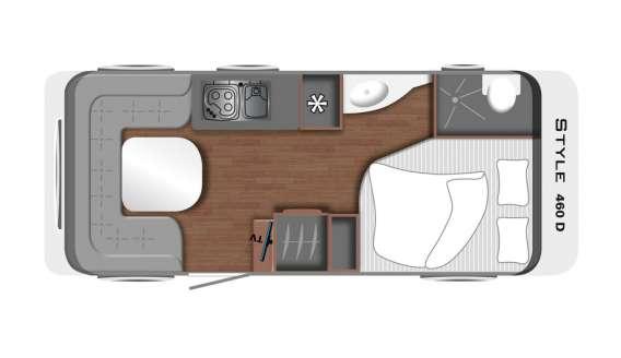 Wohnwagen Etagenbett Grundriss : Tremp caravanland gmbh wohnwagenvermietung wohnwagen mieten in berlin