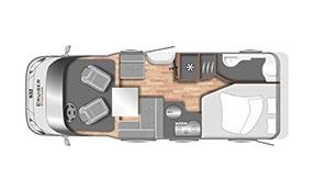 LMC 632 Cruiser Sportline