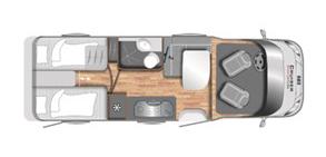LMC 683 Cruiser Comfort