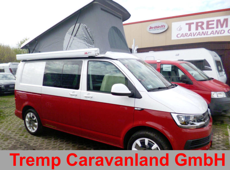 VW T6 Wavecamper