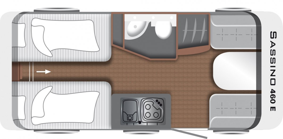 LMC Sassino 460 E